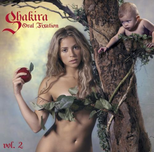 Shakira's Oral Fixaction 2